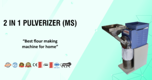 2 In 1 Pulverizer (MS)