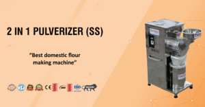 2 In 1 Pulverizer (SS)